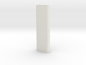 iPhone4s Holder for Laptop Display 2nd part - Cove in White Natural Versatile Plastic