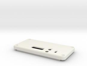 Lid (1590G) DNA200 in White Natural Versatile Plastic