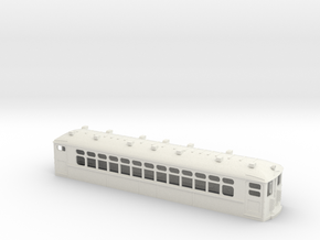 "CTA 4000 Series ""Plushie"" Modernized in White Strong & Flexible"