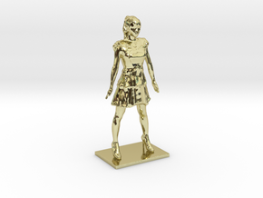 A~Chan (stand) in 18k Gold