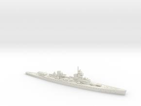 Ersatz Hessen (D-Class) 1/1800 in White Strong & Flexible
