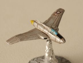 Northrop XP-56 Black Bullet 1/285 Frost Ultra in Frosted Ultra Detail