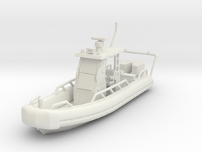 1/87 USN 24' Oswald Patrol Boat Waterline in White Strong & Flexible
