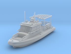 1/87 USN seaark Patrol Boat waterline in Smoothest Fine Detail Plastic