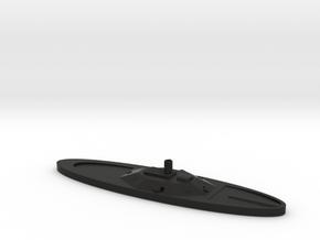 1/600 CSS Virginia II in Black Natural Versatile Plastic