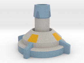 Stationary Mortar in Full Color Sandstone