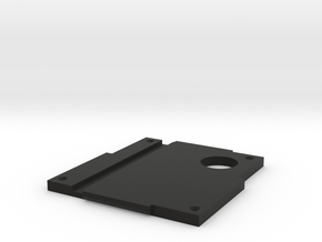 Revi16 Baseplate in Black Strong & Flexible