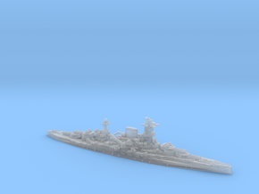 1/1800 HMS Malaya (1943) in Smooth Fine Detail Plastic