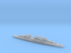 1/1800 HMS Cornwall [1942] in Smooth Fine Detail Plastic