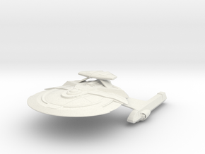 Kongo Class B Cruiser in White Natural Versatile Plastic