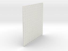 A-nori-bricks-sheet1a in White Natural Versatile Plastic