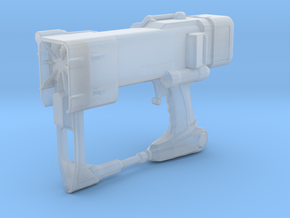 Laser Pistol (1:12 Scale) in Frosted Ultra Detail