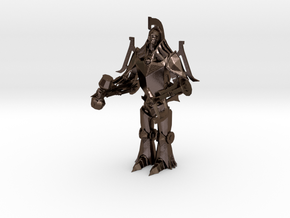TES:V Skyrim: Dwarven Steamcenturion in Polished Bronze Steel