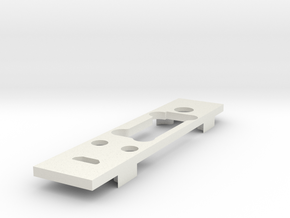 MC D200Harness in White Natural Versatile Plastic