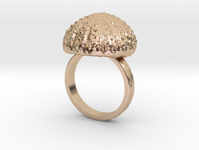 Urchin Statement Ring - US-Size 13 (22.33 mm) in 14k Rose Gold