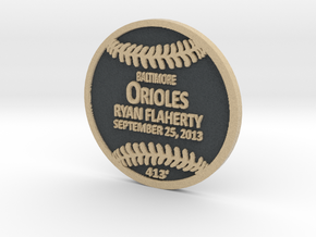 Ryan Flaherty in Full Color Sandstone