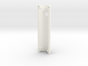 DNA200 Passthrough Back  in White Strong & Flexible Polished