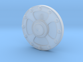 He-man Shield For Minimates V2 - scaled down a bit in Frosted Ultra Detail