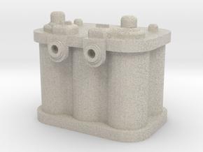 1/10 Scale Battery 2 in Sandstone