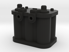 1/10 Scale Battery 2 in Black Natural Versatile Plastic