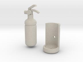 1/10 Scale Extinguisher Kit  in Natural Sandstone