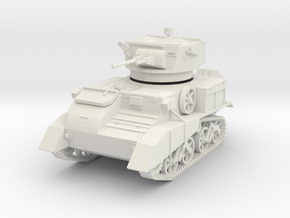 PV75 Mk VIC Desert Version (1/48) in White Strong & Flexible