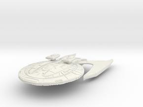 I.S.S. Titan in White Natural Versatile Plastic