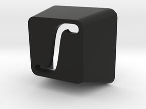 Integral Cherry MX Keycap Surround in Black Natural Versatile Plastic