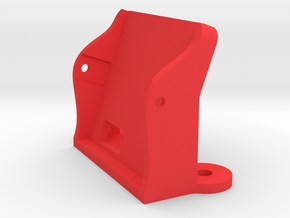 Holder for Runcam Skyplus - 20 degree in Red Strong & Flexible Polished
