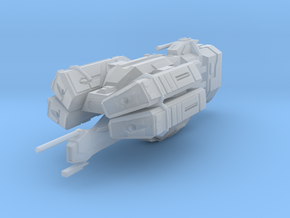 """Kushan """"Perdition"""" Missile Destroyer in Smooth Fine Detail Plastic"""