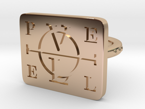 Enochian Adjustable in 14k Rose Gold