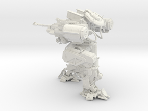 FG Mech  in White Natural Versatile Plastic