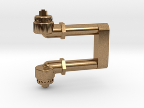 No. 23 - Cylinder Relief Valve in Natural Brass
