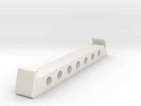 iPadCoolerDjiTXadapter in White Strong & Flexible