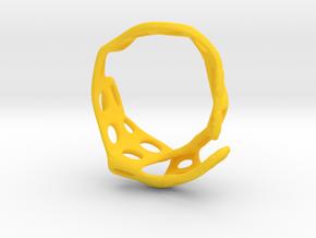 s3r013s8 GenusReticulum    in Yellow Processed Versatile Plastic