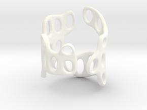 s3r029s5 GenusReticulum in White Processed Versatile Plastic