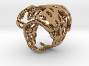 s4r019s7 GenusReticulum  in Polished Brass