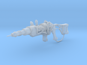 Plasma Rifle (1:12 Scale) in Frosted Ultra Detail