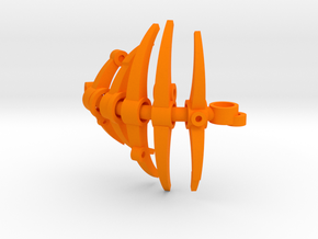 Bone House: Ishbo - Large in Orange Processed Versatile Plastic