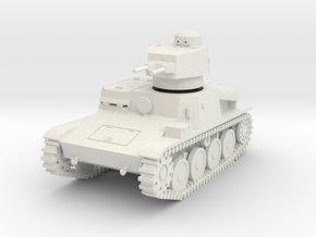 PV77A Stridsvagn m37 (28mm) in White Strong & Flexible