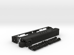 G26c KCR 70's Version 1:87 in Black Natural Versatile Plastic