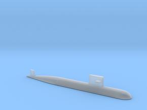 PLA[N] 093 Submarine, 1/2400 in Smooth Fine Detail Plastic