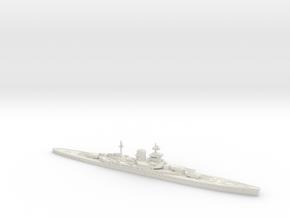 HMS Incomparable 1/1800 in White Natural Versatile Plastic