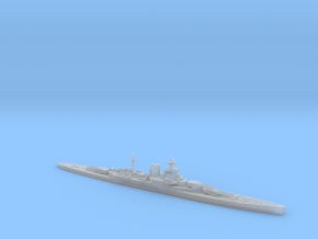 HMS Incomparable 1/1800 in Smoothest Fine Detail Plastic