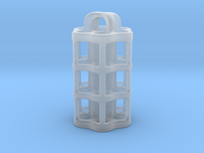 Tritium Lantern 5B (3x22.5mm Vials) in Smoothest Fine Detail Plastic