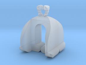 I♥U Shape 2 - MP in Smooth Fine Detail Plastic
