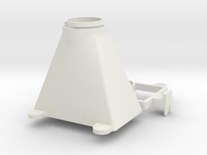 IMPRENTA3D BLACKMAGIC PRODUCTION CAMERA 4K V8 INTE in White Natural Versatile Plastic