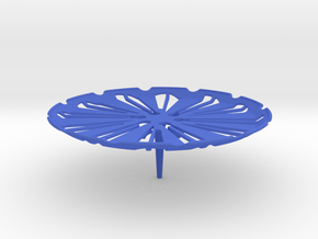 DrainTop in Blue Processed Versatile Plastic
