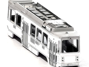 N LRV in Smooth Fine Detail Plastic