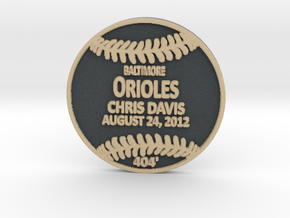 Chris Davis3 in Full Color Sandstone